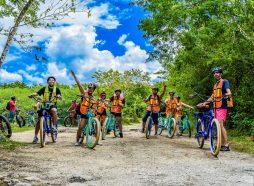 West Coast Ride N' Snorkel