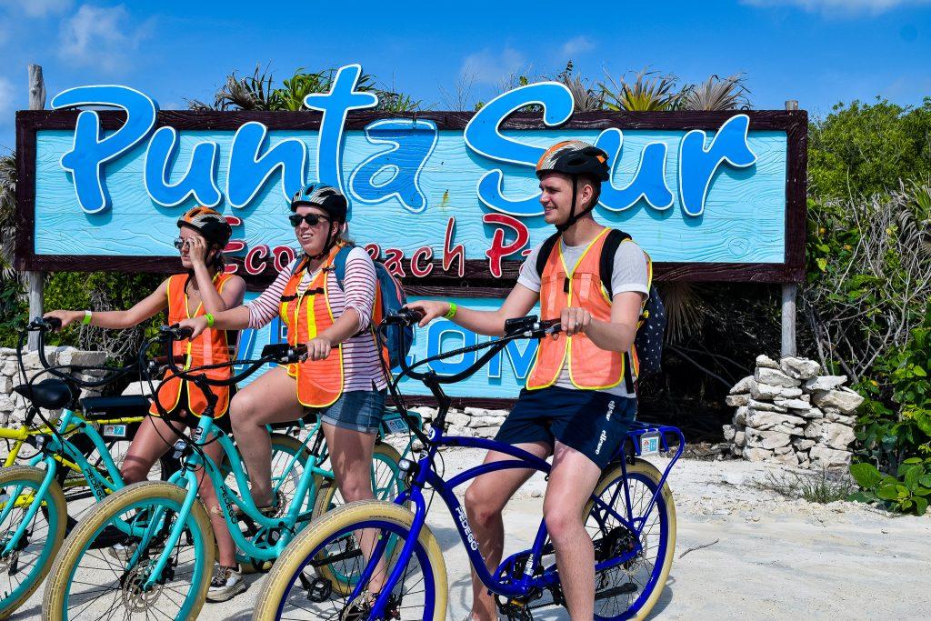Punta Sur Eco-Park Aventure