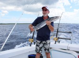 Deep-Sea Fishing in Cozumel