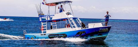 PRIVATE BOAT CHARTERS IN COZUMEL
